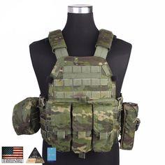 Multicam Tropic LBT 6094 Tactical Vest