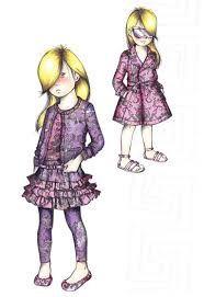 childrens fashion illustrations - Google Search