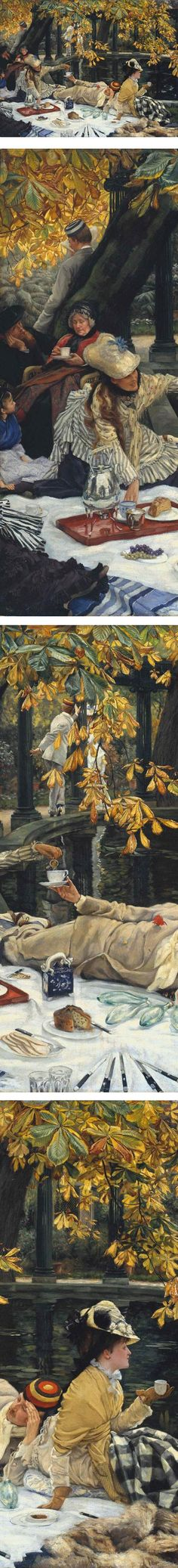 Eye Candy for Today: Tissot's Holyday