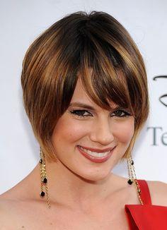 Short Layered Bob Hairstyles for Women 2013
