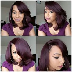 Freetress wig in Joy. So natural looking! Love!