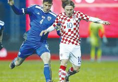 """ANTI-SEMITIC CHANT elicits calls for boycott of Croatian soccer fans. """"No one sought to stop these chants or take any measures against those shouting them constitutes a badge of shame for Croatia.""""The Simon Wiesenthal Center  has called for sanctions to be leveled against Croatian football fans after supporters chanted A-S slogans at a game against Israel's national team last Wednesday. http://www.jpost.com/Diaspora/Anti-Semitic-chant-elicits-calls-for-boycott-of-Croatian-soccer-fans-449449"""