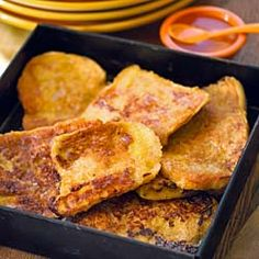 How to make Sweet Cuban Toast - Torrejas - Simple, Easy-to-Make Cuban, Spanish, and Latin American Recipes with Photos