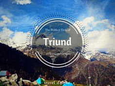 'Triund Trekking, Camping | Perfect Itinerary' Gear up for the weekend to have the adventure with your friends. Go to Triund trek to enjoy the best of the mountains and have the first trekking adventure.   This small trek is fit to be your first experience following the rocky trails and woods, the 6 km long trek from Galu Temple (Basecamp) is your weekend retreat. Initially the trek is easy, the challenges come at the last stretch of 1 kilometer.