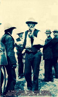 John Goddie ~ (Scottish Metis') ~ Crooked Lake Reserve, Sask c1920 Source: Sask. History & Folklore Society