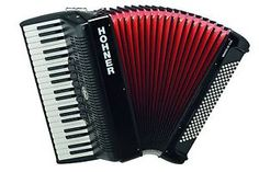 NEW Hohner Bravo III 120 Bass Piano Accordion - Black BR120B-N with Gig Bag, Straps, Instructional Techniques DVD - Free Ship to USA!   http://stores.ebay.com/music-for-all-03   http://www.musicforall.biz/