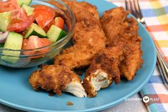 Ranch Fried Chicken Tenders are flavorful and simple to make and you'll probably only need to look at the recipe the first time you do it. Chinese Chicken Recipes, Chicken Tender Recipes, Low Carb Chicken Recipes, Cooking Recipes, Turkey Recipes, Keto Chicken, Creamy Chicken, Rotisserie Chicken, Turkey Dishes