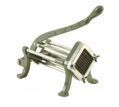 """Thunder French Fry Cutter 1/2"""" sq. cut - IRFFC003  French Fry Cutter, 1/2"""" sq. cut, heavy duty cast body, cast iron handle & stainless steel..."""