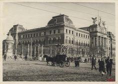 Ministerio de Agricultura. Colección General de Arquitectura. (ACCHS-CSIC).