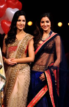 Katrina Kaif & Anushka Sharma #Bollywood #Fashion