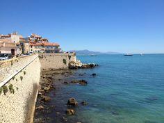 Antibes in Provence-Alpes-Côte d'Azur 25 Min von Nizza entfernt. Wunderschön. Alte Stadtmauer, Yachthafen, Gassen das Leben!