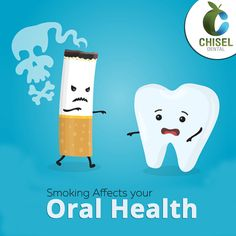 #Cigarette smoking is a #risk factor for several diseases, and recent evidence strongly suggests an adverse effect on #periodontalhealth of #teeth.... So Quit #smoking and #tobacco chewing.  For more log on to : www.dentalclinicbangalore.com Risk Factor, Oral Health, Pediatrics, Dentistry, Clinic, Teeth, Smoking, Fun, Dental