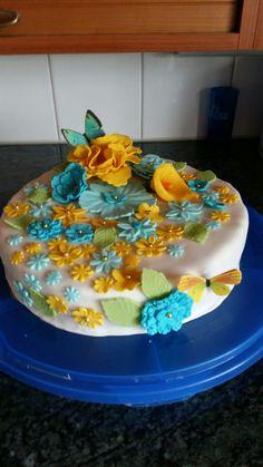 Birthday Cake, Desserts, Food, Cakes, Birthday Cakes, Meal, Deserts, Essen, Hoods