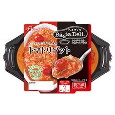 モッツァレラチーズ入りトマトリゾット - 食@新製品 - 『新製品』から食の今と明日を見る!