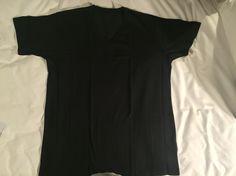 Uniqlo- Black T 4.90 £