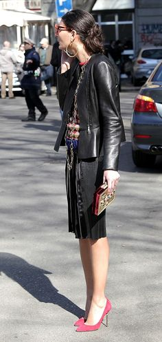 Moda de Rua: Plissée - Street Fashion: Plissée