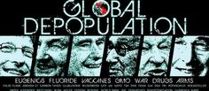 Since the end of the Second World War and with the formation of the United Nations in 1945, international peace and stability have been maintained by controlling population growth. Unbeknown to the masses, governments have used covert methods to li