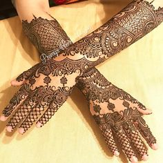 Full Mehndi Designs, Mehndi Design Pictures, Wedding Mehndi Designs, Henna Tattoo Designs, Hena Designs, Mehndi Images, Mehendhi Designs, Engagement Mehndi Designs, Hand Mehndi