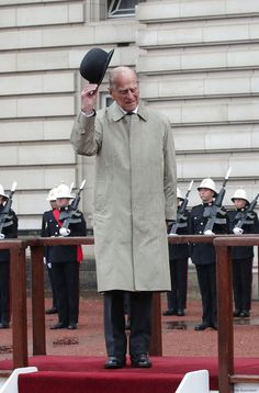 Prince Philip - His last public appearance. August 2 2017