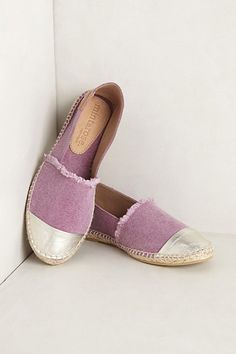 'Amalfi Espadrilles' by Mint & Rose from Anthro