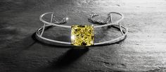 Messika - Victoria yellow diamond 60ct.