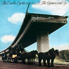 The Doobie Brothers The Captain And Me – Knick Knack Records