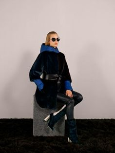 Fendi's Pre Fall 2014-15 Collection - Look 28