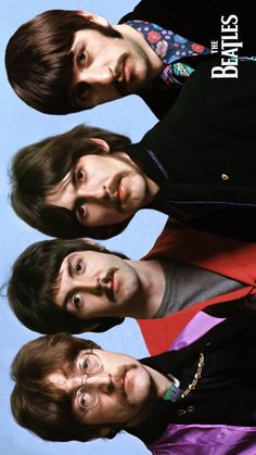 The Beatles - John Lennon, Paul McCartney, George Harrison, Ringo Star Foto Beatles, Beatles Poster, Beatles Love, Les Beatles, Beatles Art, Beatles Photos, Beatles Guitar, Rock And Roll, Pop Rock