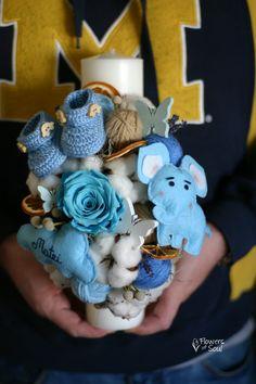 Baby Shower, Flowers, Handmade, Wedding, Illustrations, Bebe, Baby Sprinkle Shower, Mariage, Hand Made
