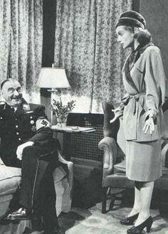 En 1942 Irene diseña el vestuario de la comedia de Lubitsch To be or not to be, protagonizada por Carole Lombard, que moriría dos meses después del estreno en un accidente aéreo.