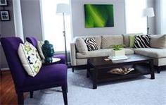 Classic Modern Living Room: B. Chic Interiors