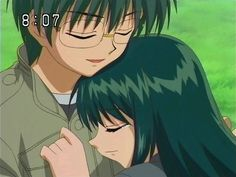 Rina Toin andMasahiro Hamasaki are a romantic couple in the anime and manga of Mermaid Melody. Rina and Masahiro first met in Episode Rina was reading a letter sent from her kingdom and Masahiro saw her crying. Romantic Anime Couples, Cute Anime Couples, Dbz, Princess Melody, Anime Mermaid, Mermaid Melody, Another Anime, Girls Series, Kawaii