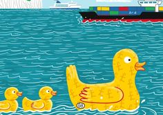 Get your financial ducks in a row © Andy Robert Davies