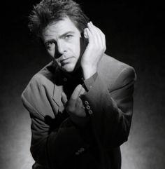 Peter Gabriel by Sheila Rock
