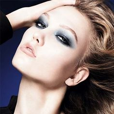 Dior - Blue Tie Makeup collection