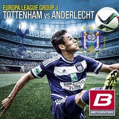 Wint Anderlecht weer van Tottenham vanavond? #europaleague #uel #coym #anderlecht #rsca #rscanderlecht #totand #betcenter
