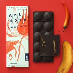 ANTIDOTE CHOCOLATE | Banana & Cayenne