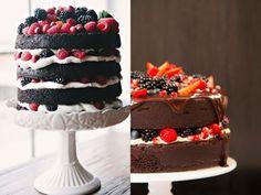 Naked Cake Receitas incríveis para sua festa 15