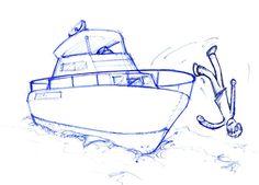 Uit de boot vallen
