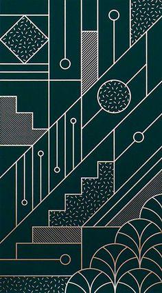 Abstract pattern, art deco logo, art deco print, art deco design, a Geometric Art, Geometric Patterns, Textures Patterns, Print Patterns, Geometric Wallpaper, Cool Patterns, Design Patterns, Blue Patterns, Geometric Designs