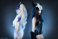 Kindred - League of Legends by Kinpatsu-Cosplay Follow us on Twitter - http://twitter.com/hotcosplaychick