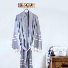 Cotton Robe by Atolyia | MONOQI