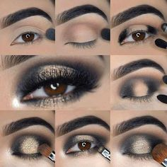 How Easy to Make Chic Eye Makeup? Step-by-Step Instruction! 20 Ideas