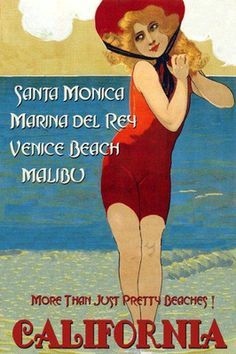 California Malibu Santa Monica Venice Beaches Trip
