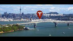 Tesla Meets New Zealand