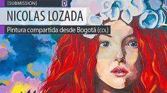 Pintura. Elisa de NICOLAS LOZADA aka Yosoynicky Leer más: http://www.colectivobicicleta.com/2014/05/Pintura-de-NICOLAS-LOZADA.html