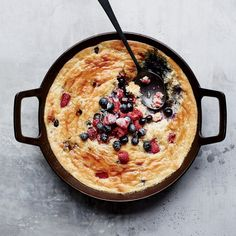 Oatmeal Soufflé