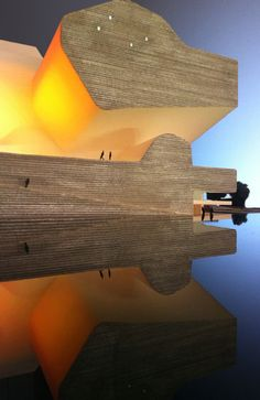 Tiamjin, China Ecocity Ecology and Planning Museum - by Steven Holl Architects