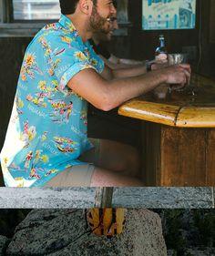 Hawaiian Shirts at Huckberry