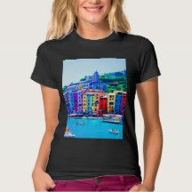 Cinque Terre La Spezia Tee Shirt